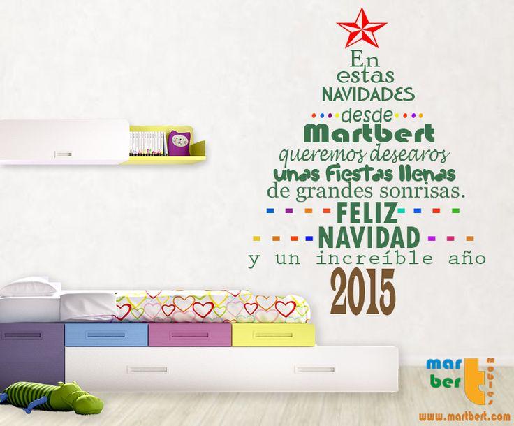 Desde Martbert Mobiliario os deseamos una Feliz navidad y un prospero año nuevo