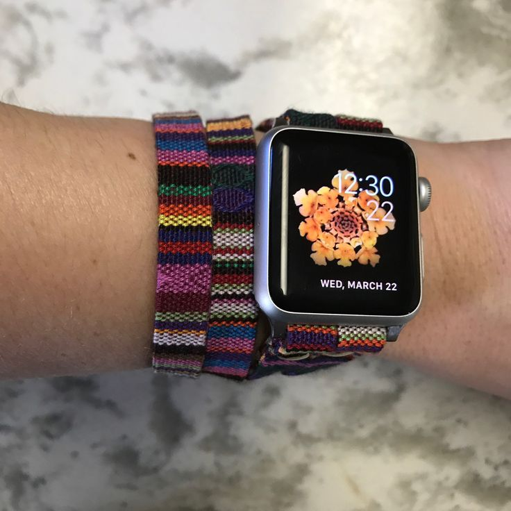 Colorful Apple Watch bands perfect for summer!