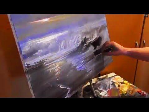 И.Сахаров, НОВЫЙ ПОЛНЫЙ урок,Живопись от Сахарова - YouTube