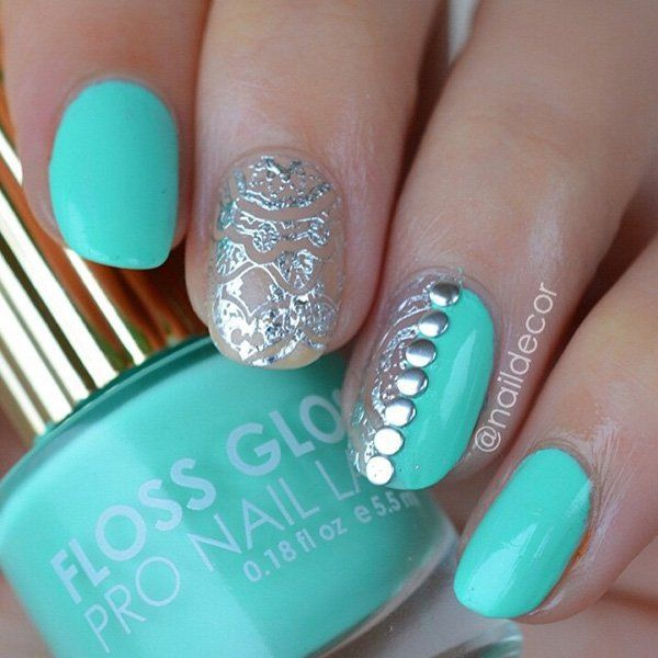 Nail Designs For Long Round Nails: Oval nails designs with pictures ...
