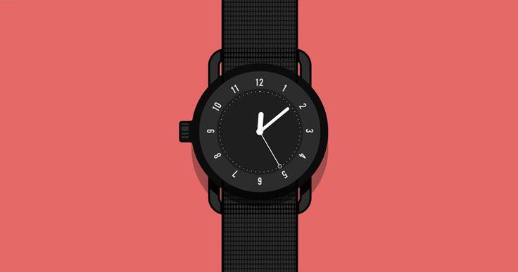 Wrist: A flat clocks project! :)