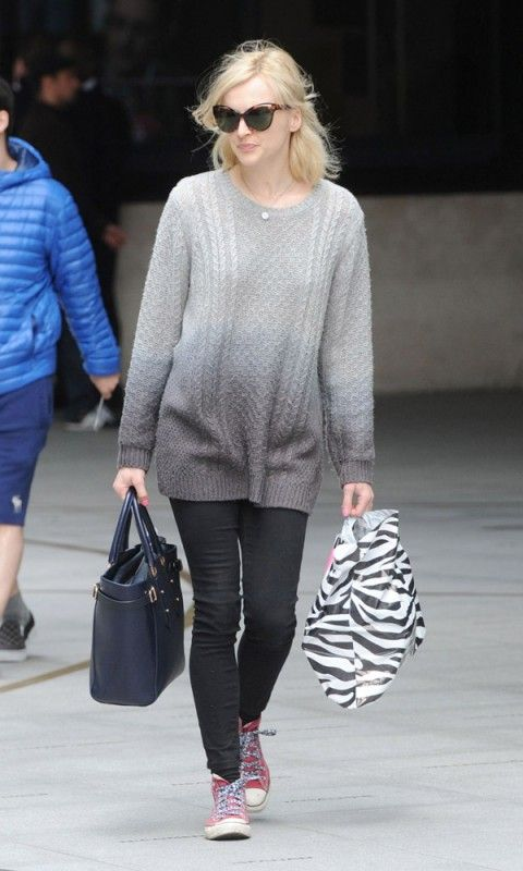 Fearne Cotton In Ombre - Monday 30th May