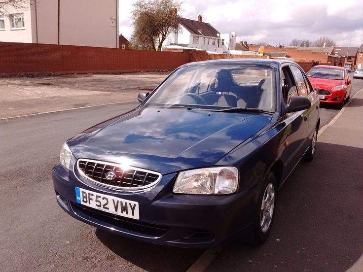 Hyundai accent 1.3 69k genuine long mot hpi clear great condition not honda nissan toyota kia l | Wolverhampton, West Midlands | Gumtree