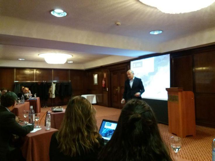 Estamos en Madrid en el X Consejo Nacional de Willis Towers Watson Networks #Albroksa #CorreduriaDeSeguros @WTWesp