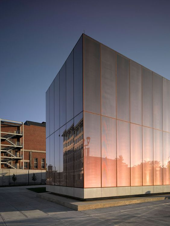 Des Moines Public Library | David Chipperfield Architects | Library Architecture | Library Buildings | Library Design: