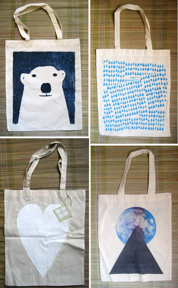 Inspo - Super simple ideas to print onto tote bags