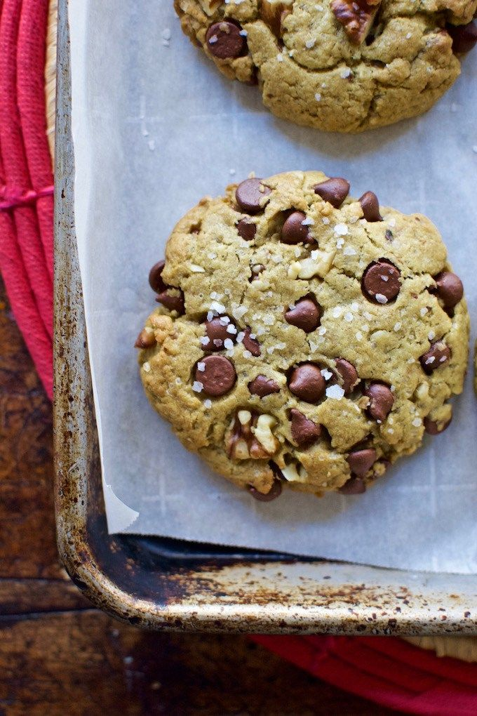 The Ultimate Avocado Chocolate Chip Cookie Recipe