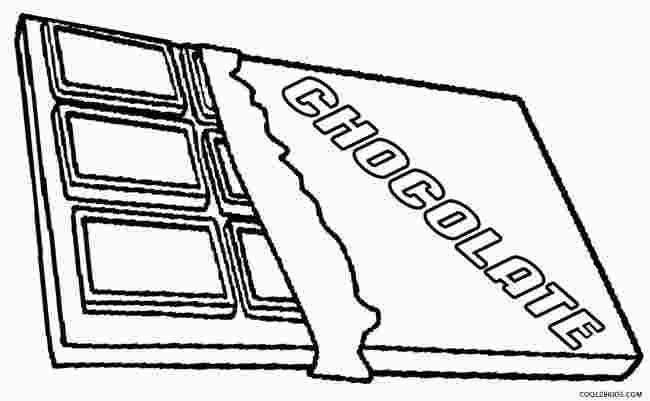 Candy Bar Coloring Pages With Images Candy Coloring Pages