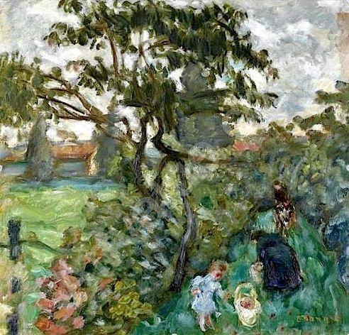 Bonnard, Pierre - 1867-1947 - Le Verger