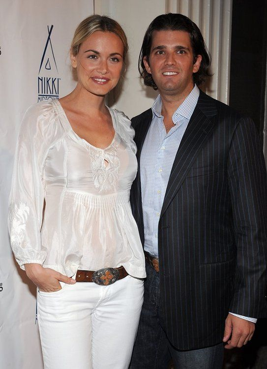 Donald Trump Jr., Vanessa Haydon Trump