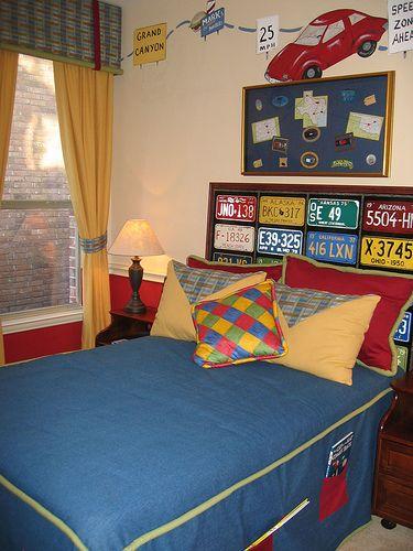 automotive bedroom theme boys bedroom carsboy