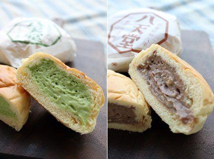 【ELLE a table】これが究極のひんやりクリームパン! 「八天堂」のくりーむパン|エル・オンライン