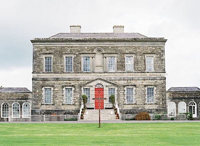 Bellinter House: Irish Destination Wedding by Cooper Carras