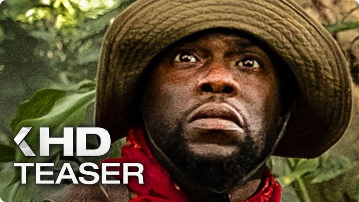 JUMANJI 2: Welcome to the Jungle Teaser Trailer (2017) -