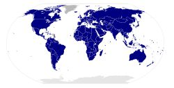 Map of the member states of Interpol.svg