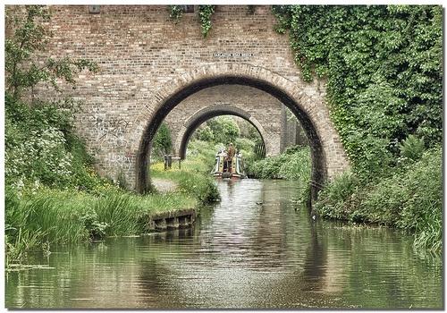 Darlaston road bridge, Staffordshire