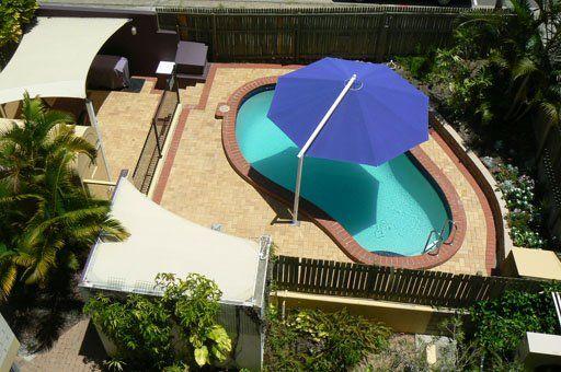Seafarer Chase Apartments - Swimming Pool -  Accommodation Sunshine Coast Apartments
