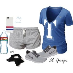 Texas Rangers Workout Outfit