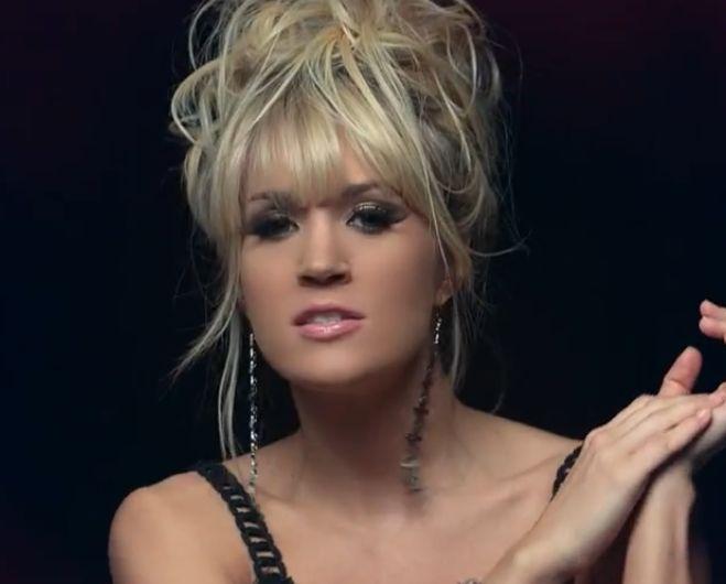 See The Singer S Latest Hair: Carrie Underwoods Hair In Good Girl