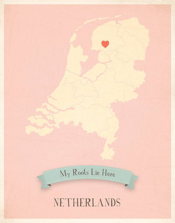 Landkaarten en wereldkaarten voor Kids | My roots collection