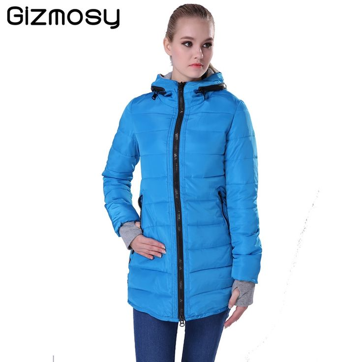 19.52$  Buy here - http://aliwpe.shopchina.info/go.php?t=32761269999 - Winter Jacket Women Down Cotton Coat Slim Fit Parkas Ladies Padded Plus Size Winter Jackets L-XXXL For Women BN007 19.52$ #buymethat