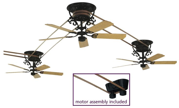17 Best Ideas About Belt Driven Ceiling Fans On Pinterest