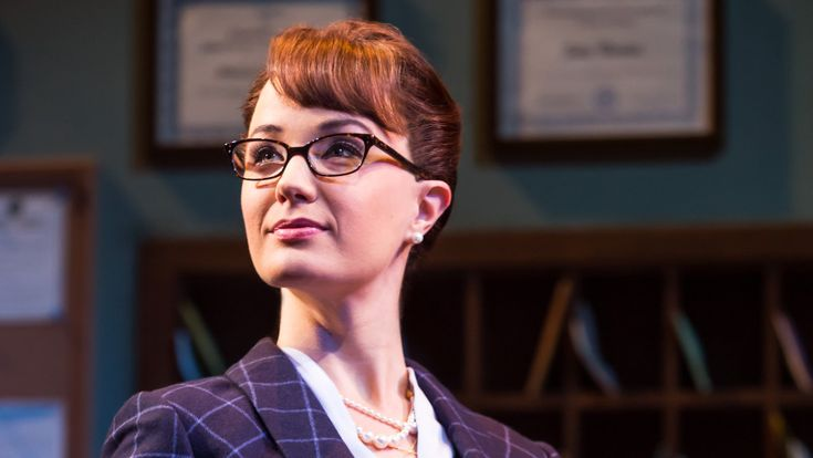Sierra Boggess in <i>School of Rock - The Musical</i>