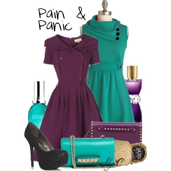 """""""Pain and Panic - Disney's Hercules"""" by rubytyra on Polyvore"""
