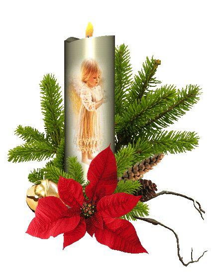 svícny animace a třpyt   vánoční blog