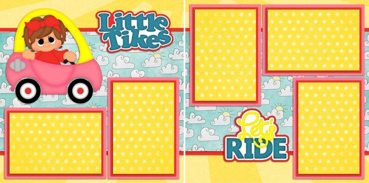Little Tykes Girl - 486