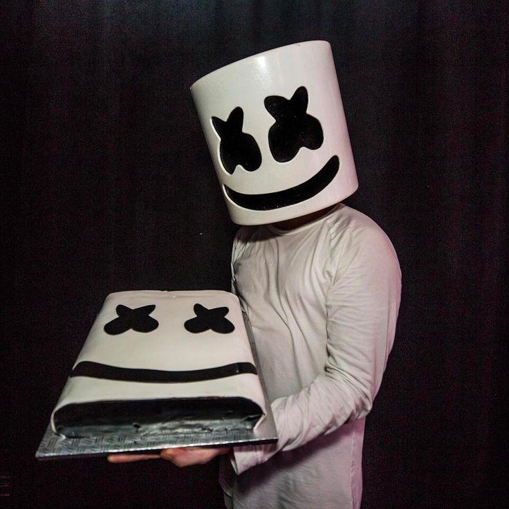 213 Best Marshmello Images On Pinterest