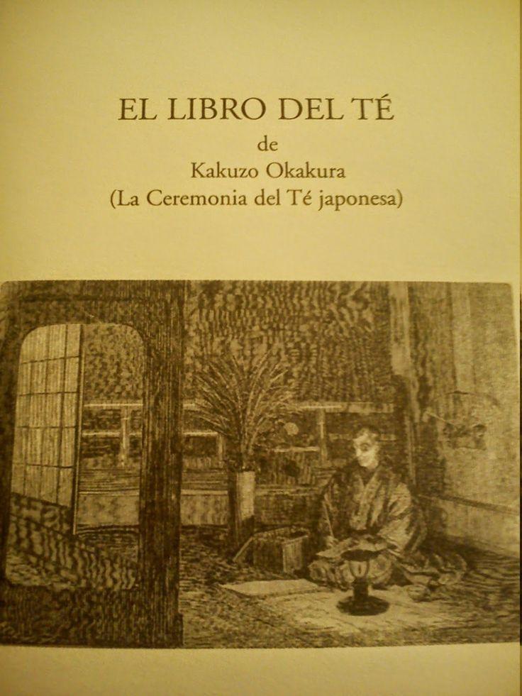 El libro del té. Kakuzo Okakura (1862 - 1913)