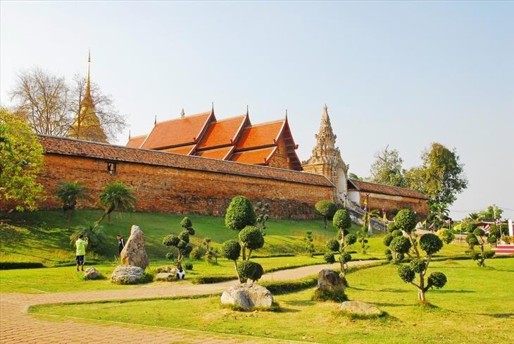 Thailand - Wat Phra That Lampang Luang