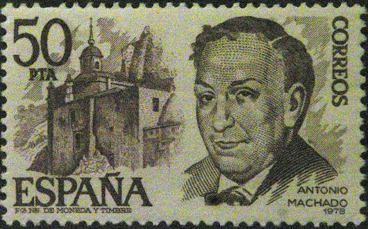 Antonio Machado Ruiz fue un poeta español, el más joven representante de la Generación del 98.