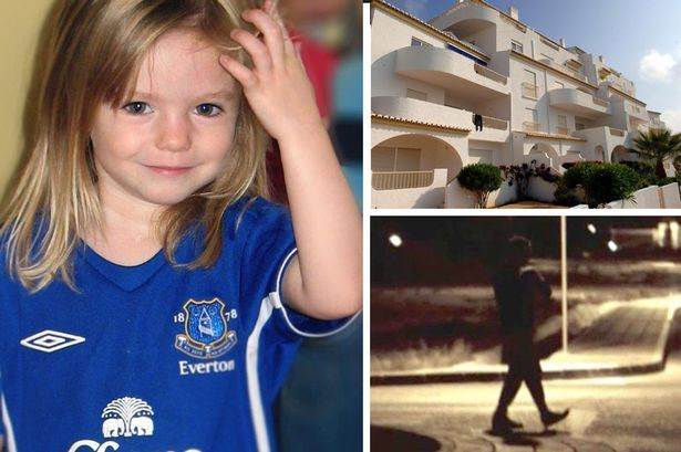 Madeleine McCann cops to make first arrests: Three burglars who 'made many phone calls' after her disappearance wanted