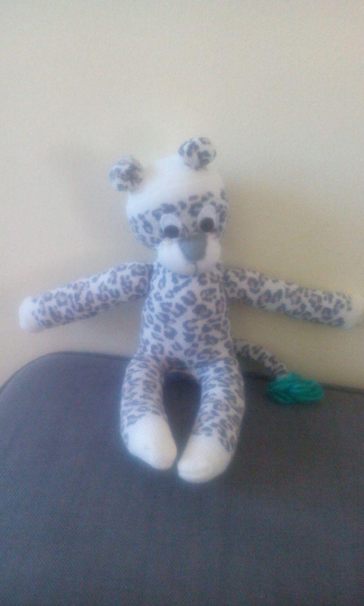 sock leopard