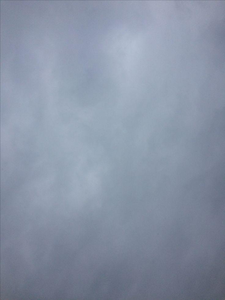2017년 4월 5일의 하늘 #sky #cloud