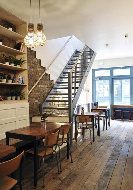 Best images about restaurant stairs on pinterest