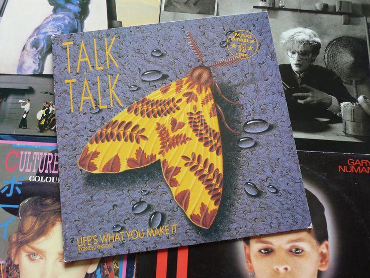 TALK TALK - Life's What You Make It / 1986