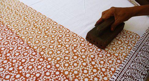 Day 40: Indian Block Prints — MJG Interiors