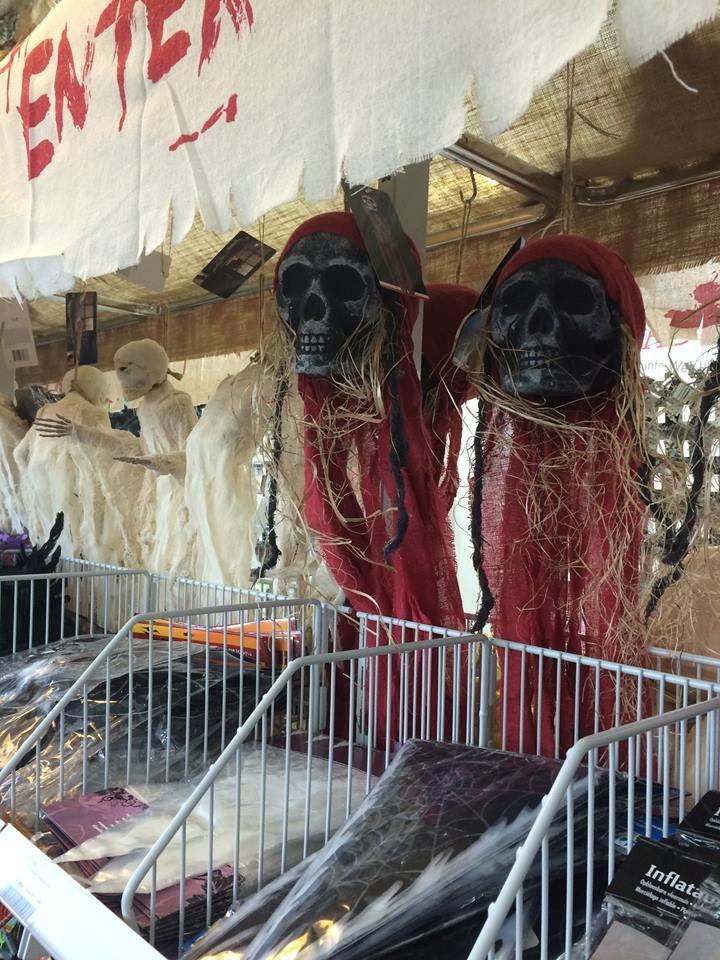 #Totenköpfe #Halloween #decoration