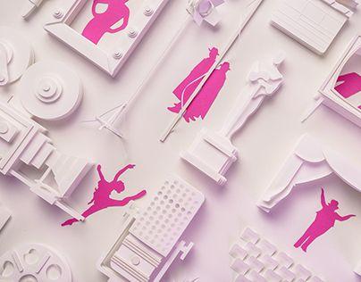 INK studio - Paper Design - Beijing Treaty - Behance http://be.net/gallery/32825025/Beijing-Treaty