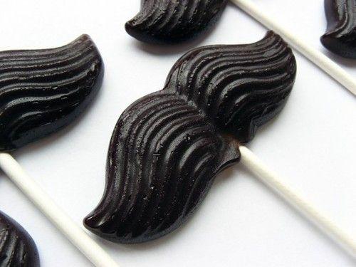 Licorice Moustache