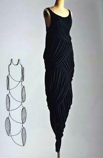 Isabel Toledo - gorgeous use of draping