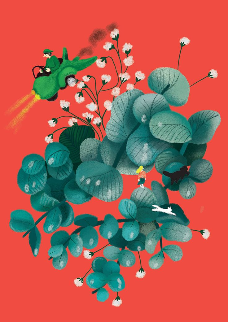 """Check out my @Behance project: """"Exploring gardens"""" https://www.behance.net/gallery/60039083/Exploring-gardens"""