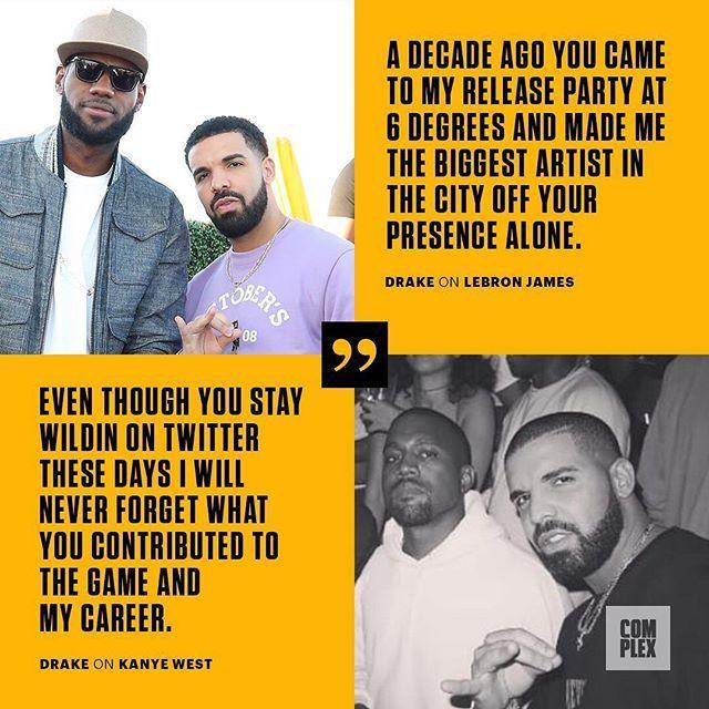 Drake Reflects On 10 Years Of #SoFarGone Via COMPLEX