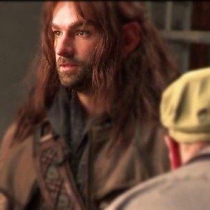 aidan turner kili | Aidan Turner as 'Kili' - The Hobbit | Being Human #Being Human UK & S ...