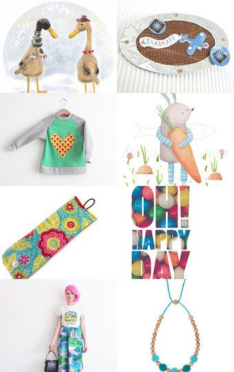 celebrate sunday! by Nora on Etsy--Pinned with TreasuryPin.com