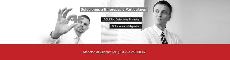 Agencia de Detective Privados en Barcelona líder en España por su profesionalidad y servicios a  particulares y empresas.