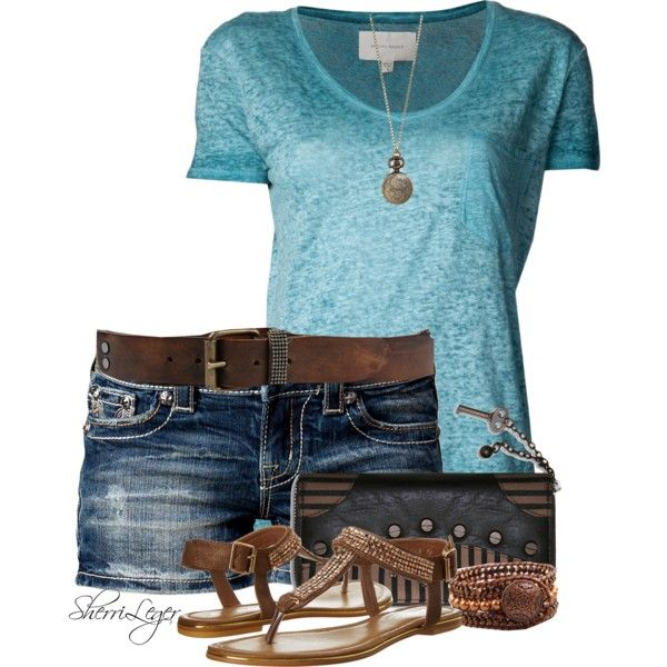 Untitled #1055, created by sherri-leger on Polyvore